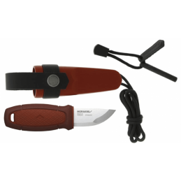 Couteau Mora Eldris Neck 12630 Knife Red -