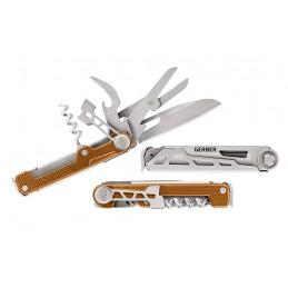 Couteau pliant Gerber 001689 Armbar Cork Orange -