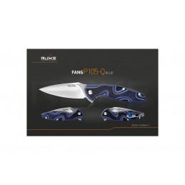 Ruike F105Q Fang Bleu -