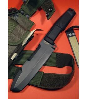 Extrema Ratio 0410000127BLK Ontos Black + Survival Kit -