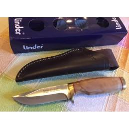 Superbe Couteau de chasse Linder 442910 Piccolo -