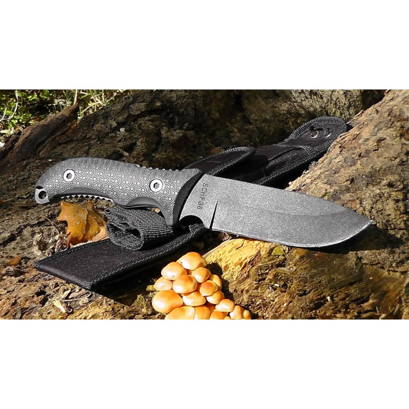 Couteau Fixe Shrade SCHF36 Full Tang -