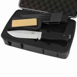 Couteau fixe Fällkniven FKS1PRO ( S1PRO )  Zytel Professional Survival -