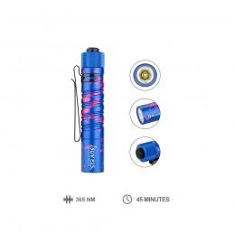 Olight i5 UV EOS Lampe à Rayons Ultraviolets OL I5UV-EOS -