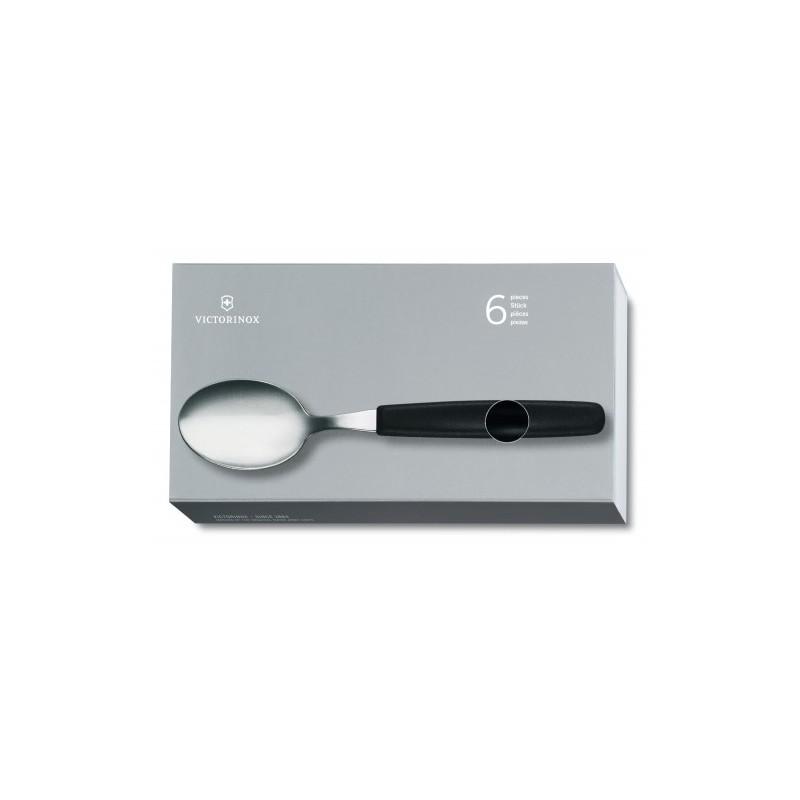 Victorinox 5.1553 ( 51553 ) Cuillère de table noir -