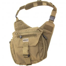 copy of Sac à bandouillère Humvee GB10TAN Shoulder Bag Tan Khaki -