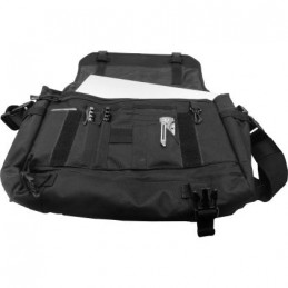Humvee Sac GB09BLK ( HMV-GB-09BLK ) Brief Case noir -