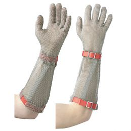 Euroflex 666553 Gant avec protège-bras de 15 cm