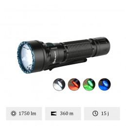 Olight Freyr Noir Lampe Torche 4 couleurs Multifonction -