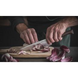 Opinel Set Couteau petit chef Lame de 17 cm -