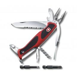 Victorinox 0.9728.WC ( 09728WC ) RangerGrip 174 Handyman 17 fonctions -