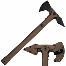 Cold Steel 90PTHF Trench Hawk ( Flat Dark Earth ) Tomahawk -