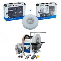 Tormek T8 + +TNT-808 + Kit HTK 806 + SJ-250 Nouveau Kit 2020 -