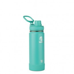 Takeya Actives Bouteille isotherme 18oz/530ml Teal 51068 -