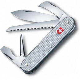 Couteau de poche Suisse Victorinox 0.8150.26 ( 0815026 ) Alox Swiss Army 7 -