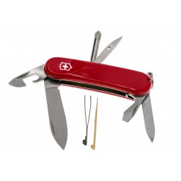 Victorinox 2.4803.E ( 24803E ) Evolution 11 Rouge 13 Fonctions -