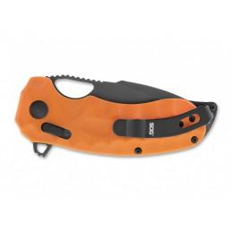 Sog Kiku 12-27-03-57 XR LTE Blaze Orange G10 + Carbon -