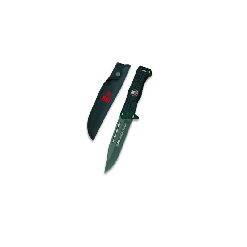 RUI / K25 Poignard TACTIQUES de combat noir ( 31948 ) -