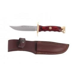 Muela BW10 Bowie Couteau de chasse Lame de 10 cm avec garde -