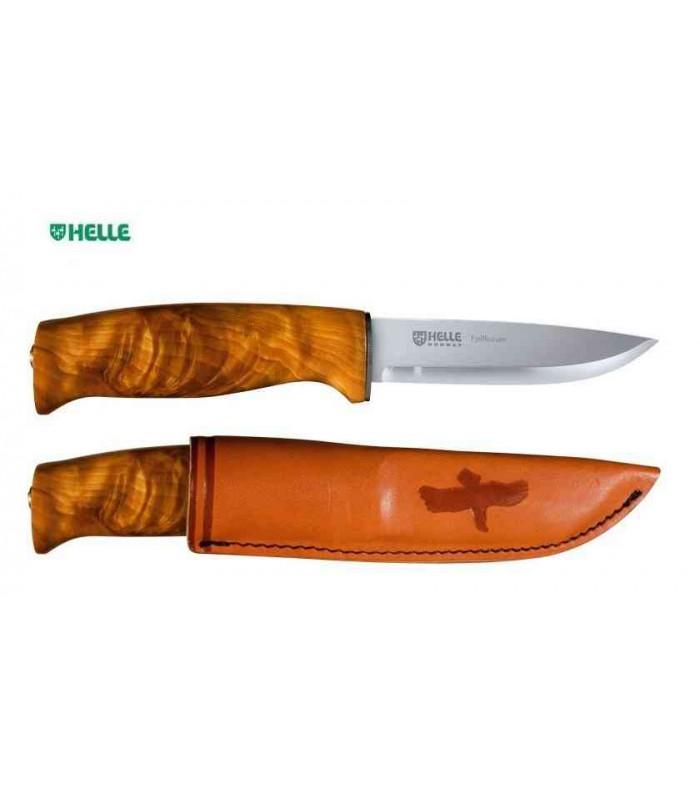 Helle 4 Fjellkniven Couteau de chasse fixe -