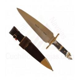 Muela 24N Covarsi Collection Couteau de chasse lame de 24 cm -
