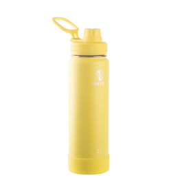Takeya Actives Bouteille isotherme 24oz/700ml Canary 51187 -