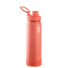 Takeya Actives Bouteille isotherme 24oz/700ml Coral 51186 -
