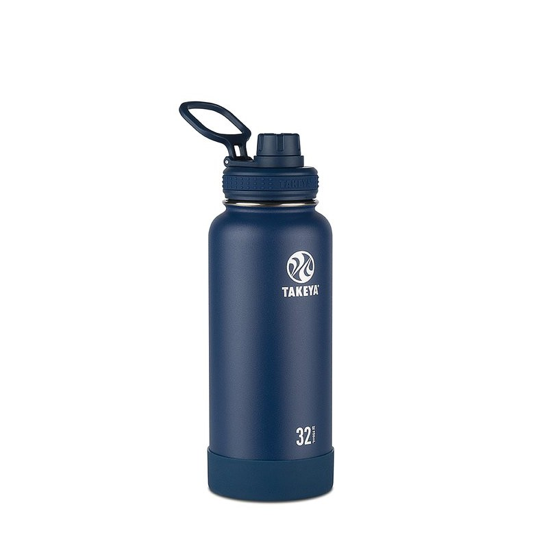 Takeya Actives Bouteille isotherme 32oz/950ml Midnight 51024 -