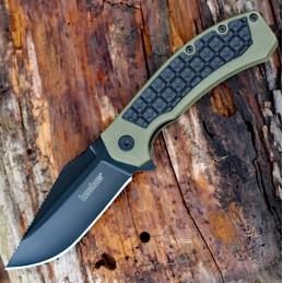 Kershaw 8760 Fautline Manche GFN Clip lame de 7,6 cm -