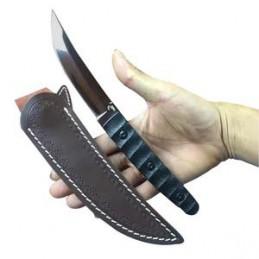 Couteau de chasse , survie , collection Wasteland -