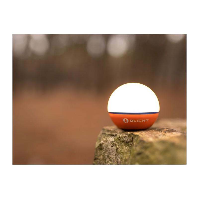 Olight Obulb Orange Lampe éclairage intérieur et extérieur -