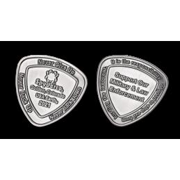 Spyderco Fire Dragon Coin 2021 Collection + SPYDERCOIN 2021 -