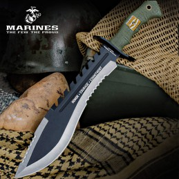 United Cutlery UC3011 Marine Force Recon Kukri -