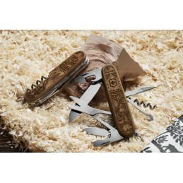 Victorinox 1.3701.63L21 Climber Wood Swiss Spirit Special Edition 2021 -