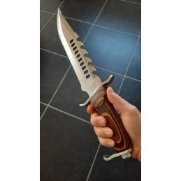 Herbertz Grand couteau de chasse Bowie 103827 -