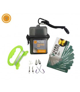 Ust Brands Learn & Live Fishing Kit -