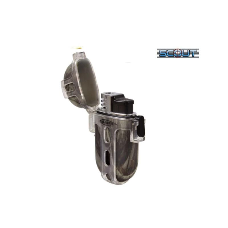 Blazer L800SCOUTC Products Briquet Scout Green -
