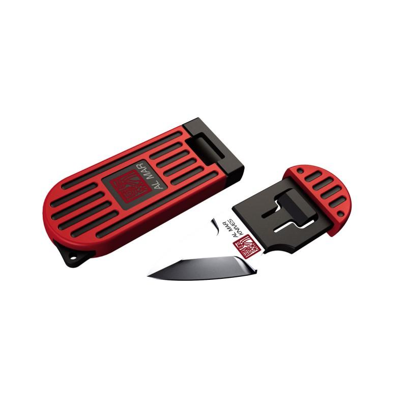 Al Mar Stinger Keychain rouge AMK1001RBK -