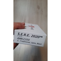 AL MAR S.E.R.E. 2020 G NOIR ( AMK2200 ) Ouverture flipper -