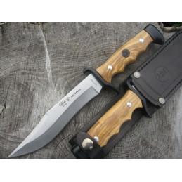 Nieto Couteau de chasse lame Bowie de 18 cm -