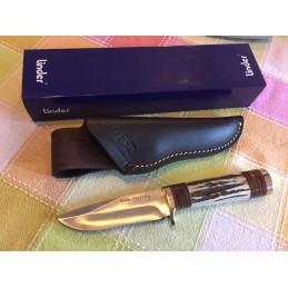 Superbe Couteau de chasse Linder 442210 Piccolo -