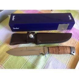 Très beau couteau de chasse Linder 441715 ( Boite légèrement abimée ) -