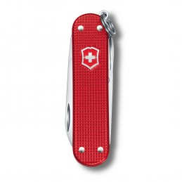Victorinox Classic Alox Colors 58 mm Rouge Sweet Berry -
