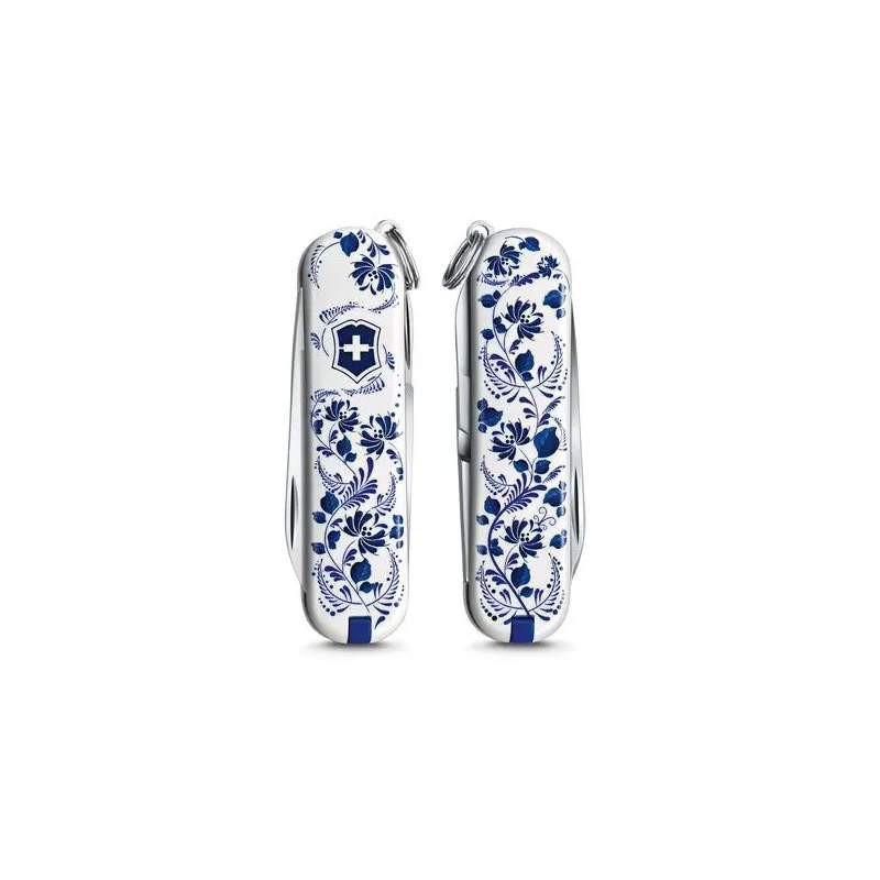 Victorinox Classic Edition limitée 2021 Porcelain Elegance -