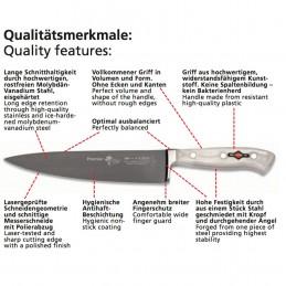 Dick 8144515B World Chef Série Wacs Couteau à désosser 15 cm -