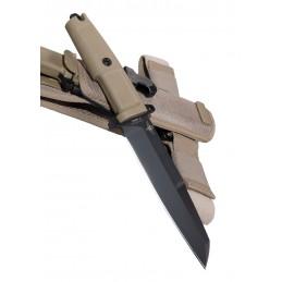 copy of Extrema Ratio Dicok 04.1000.0318/BLK ( 0410000318BLK ) Couteau de plongée -