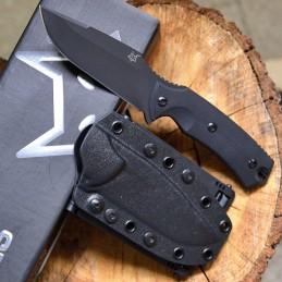 Fox FX-517 ( FX517 ) Felin G10 Black -