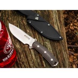 Boker magnum 02MAG2020 Couteau fixe de collection Edition limitée Dans une boite de Collection 2020 -