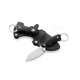 Lionsteel H1 GBK Skinner M390 G10 Noir -