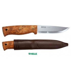 Helle 300 Temagami Inox Couteau fixe buschraft -